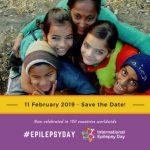 Journée Internationale des épilepsies