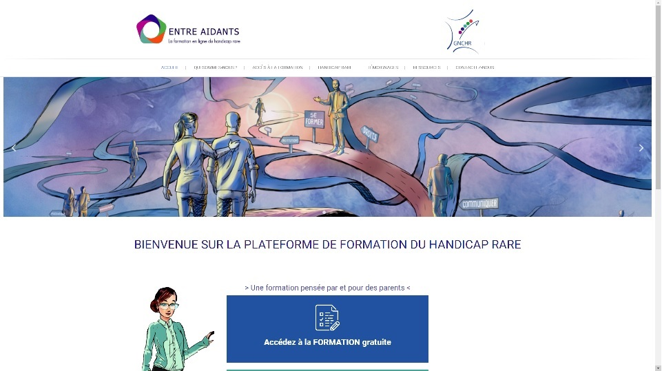 Site Entre Aidants