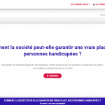 Consultation Nationale Handicap