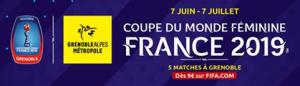 Coupe du monde féminine à Grenoble