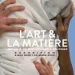 Flyer Expo L'Art et la Matière