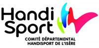 Logo Handisport Isère
