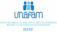 Logo Unafam Isère