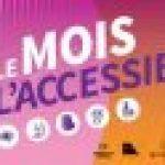 Logo Mois de l'accessibilité 2020
